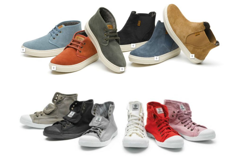 Natural World Eco shoes : le mie nuove sneakers eco friendly
