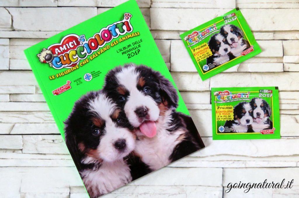 Amici cucciolotti : la collezione di figurine eco-friendly che salva gli animali