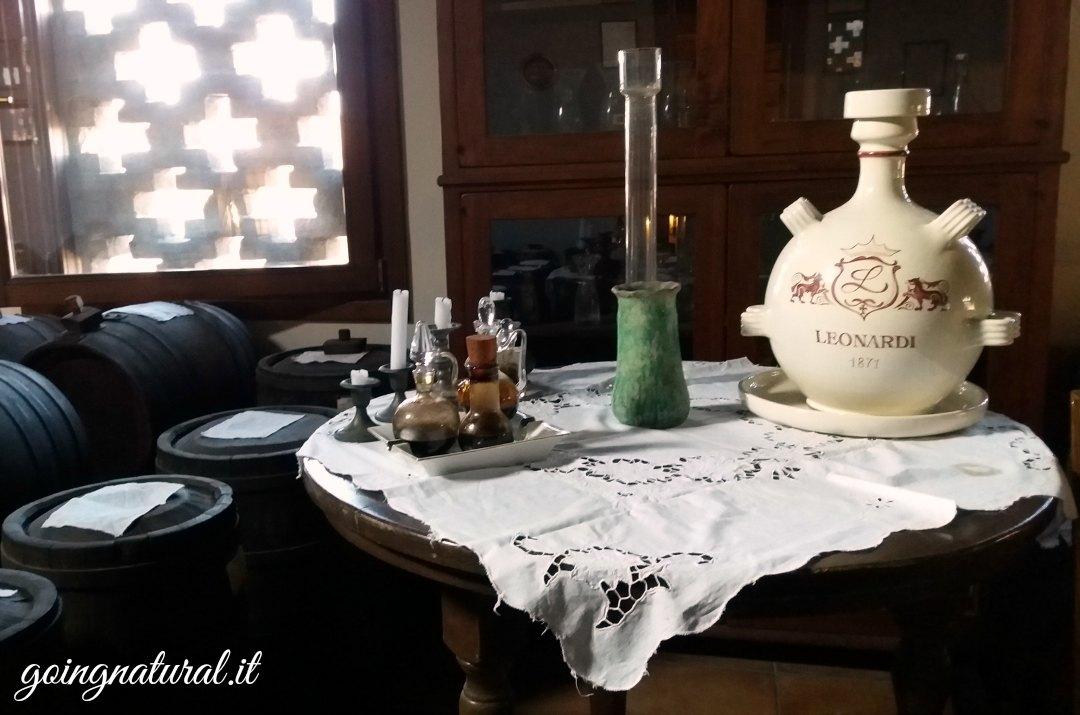 acetaia leonardi degustazioni