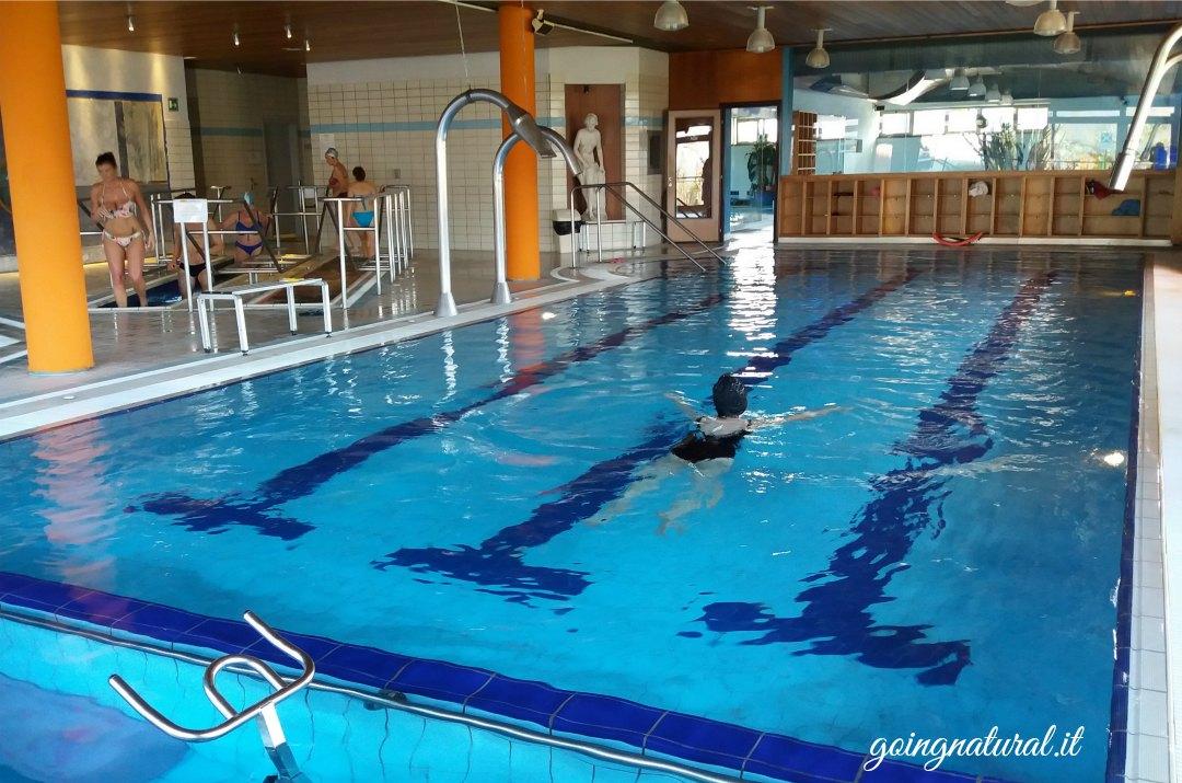 salvarola terme piscina