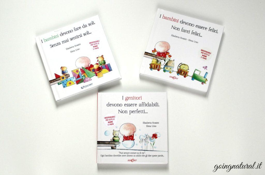 I bambini devono essere felici non farci felici : recensione libro