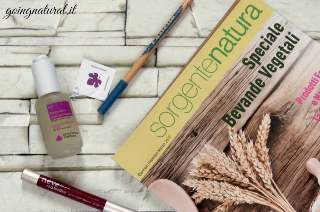 Sorgente Natura : recensioni sugli acquisti e codice sconto per voi