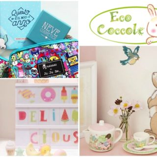 ecococcole collage