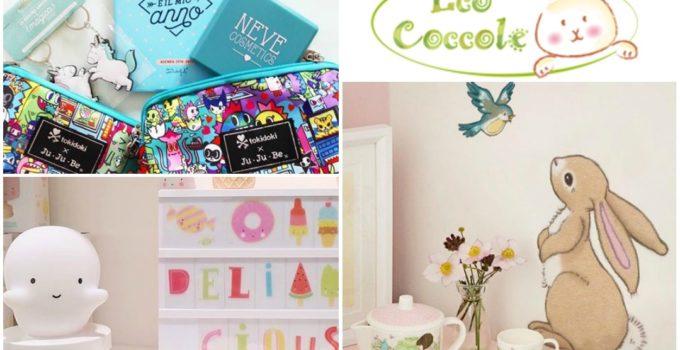 Ecococcole , solo cose belle ed eco-friendly per mamma & bambino