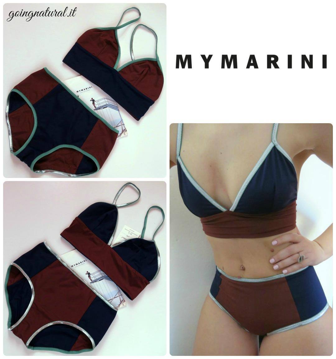 mymarini costumi ecologici bikini