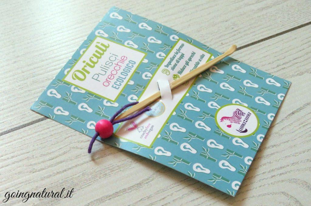 Oriculi Lamazuna : il pulisci orecchie che manda il cotton fioc in pensione