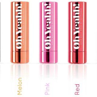 oh yeahh lip balm colori