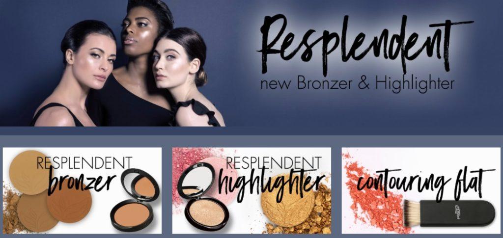 Novità Purobio Cosmetics : Resplendent Bronzer e Highlighter