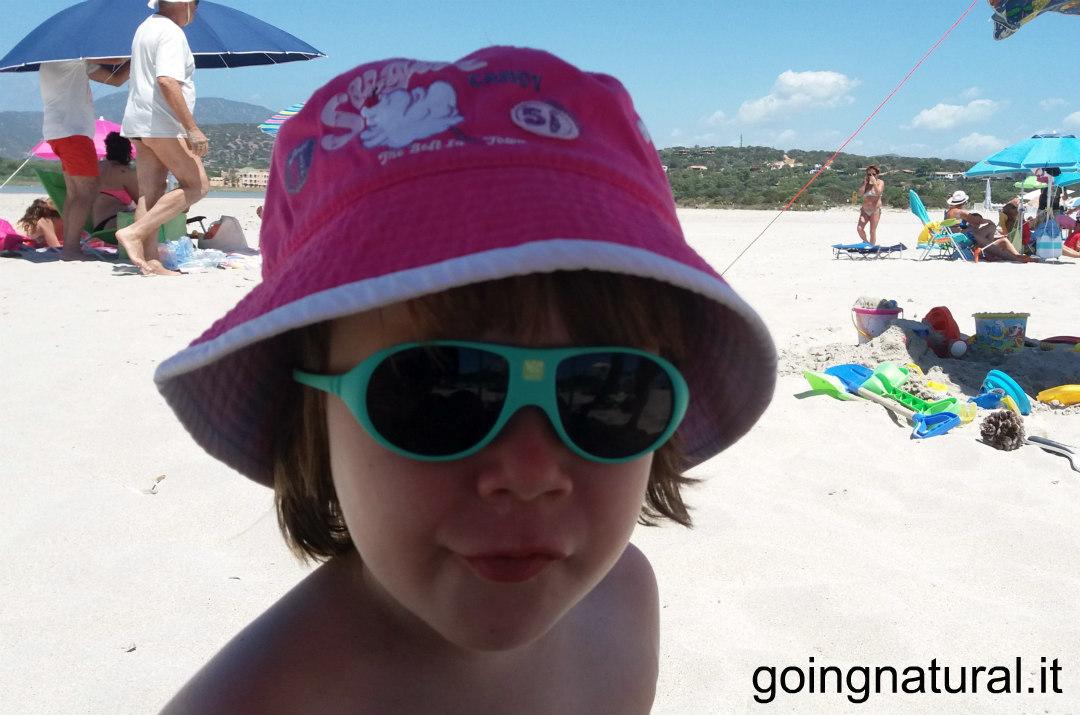 occhiali da sole bambino ki et la