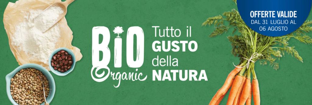 Lidl Bio Organic : la linea di alimenti bio per tutte le tasche