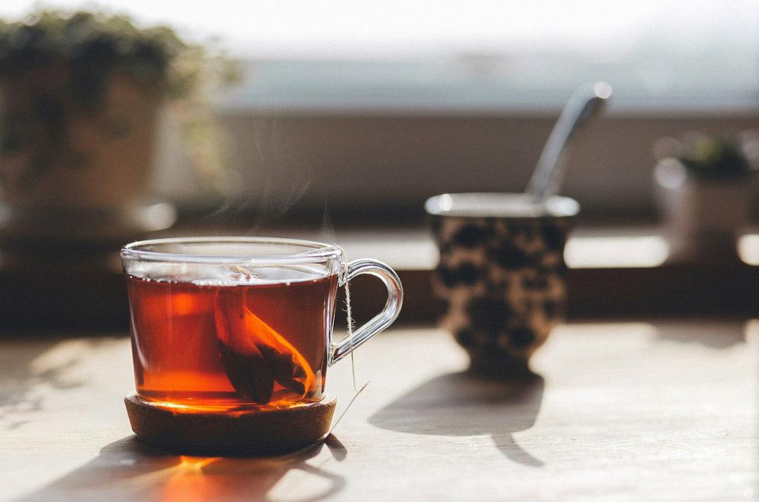 tè in bustina