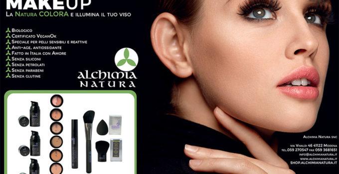 Alla scoperta del nuovo bio vegan make up Alchimia Natura