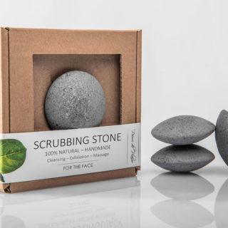 pierre de plaisir pietra esfoliante
