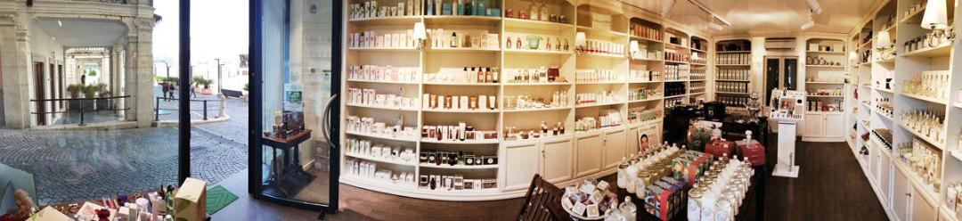 green soul cosmetics negozio