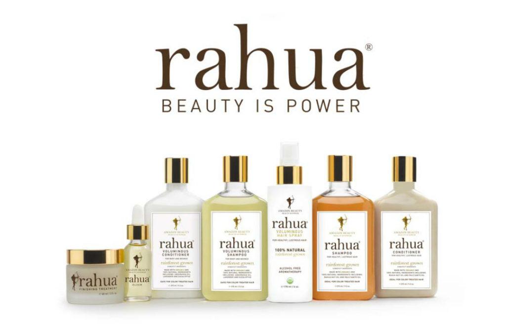 Rahua , vi presento il brand e le mie opinioni su shampoo e balsamo