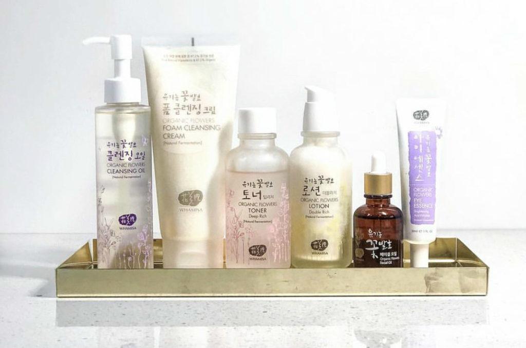 Whamisa : vi presento i cosmetici coreani bio certificati