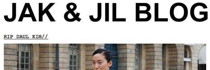 jak&jil blog