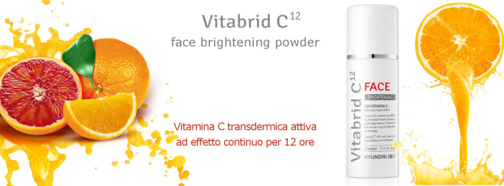 Vitabrid C12 Brightening Face Powder : review e consigli d'uso