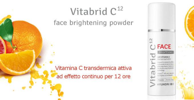 Vitabrid C12 Brightening Face Powder : review e consigli d'uso