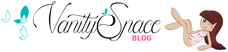 vanity space blog logo