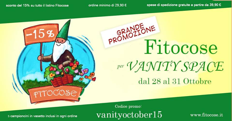 fitocose promo vanity space 2018