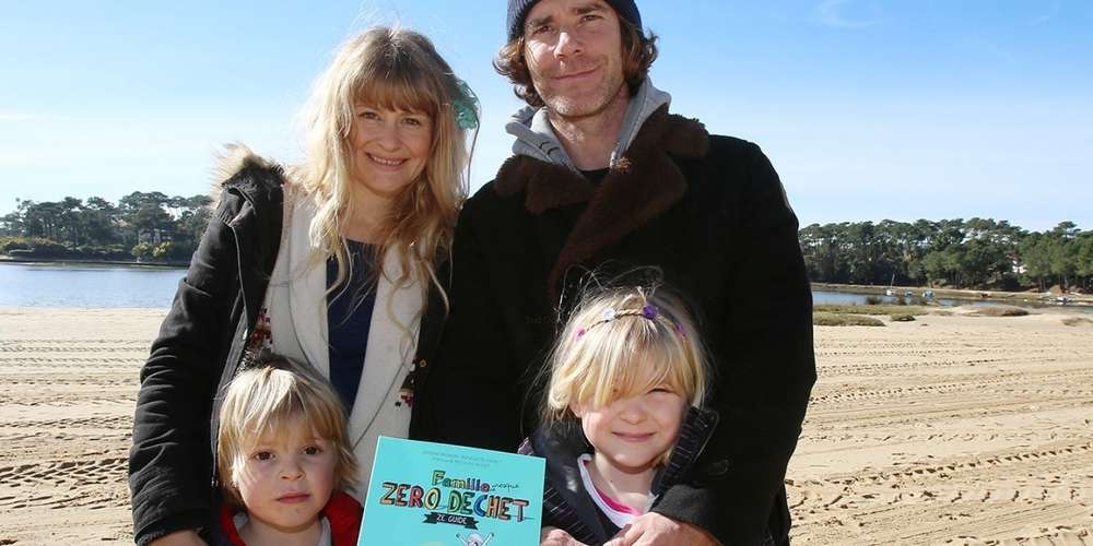 la famiglia zero rifiuti family