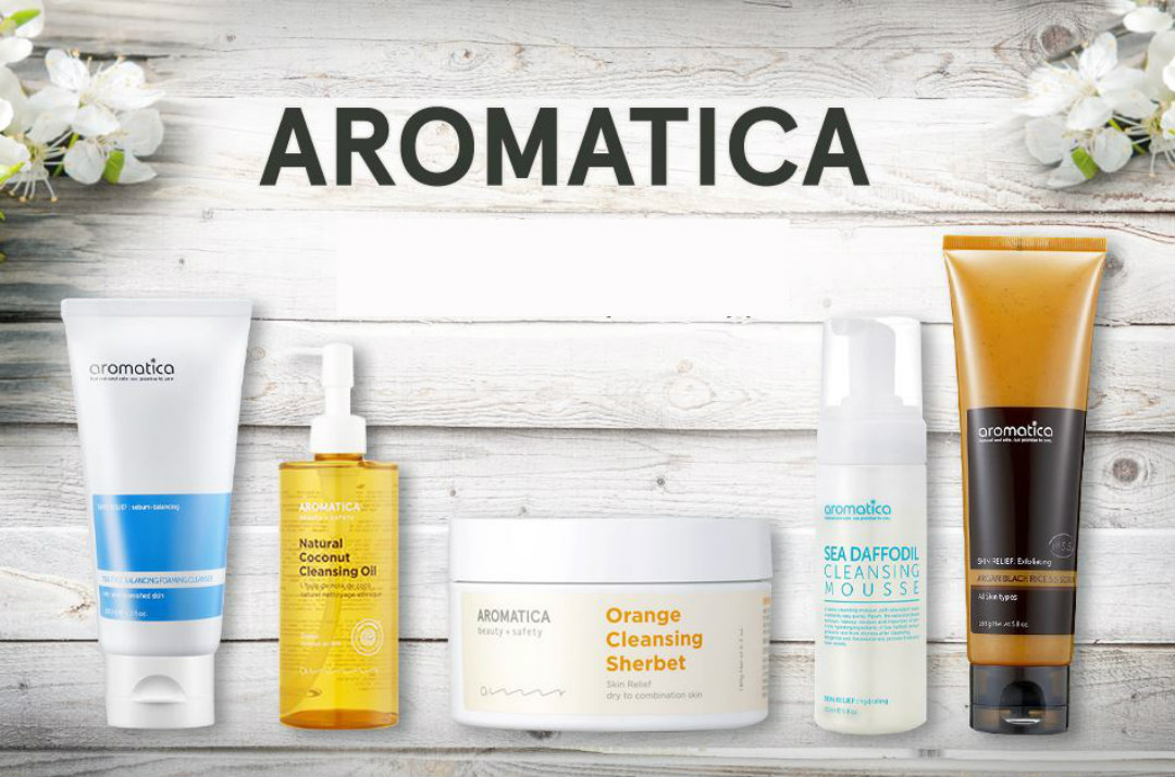 aromatica skin care cosmetics
