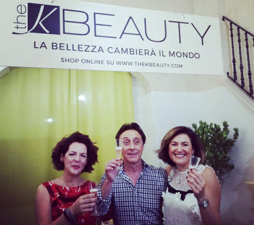the k beauty italia team