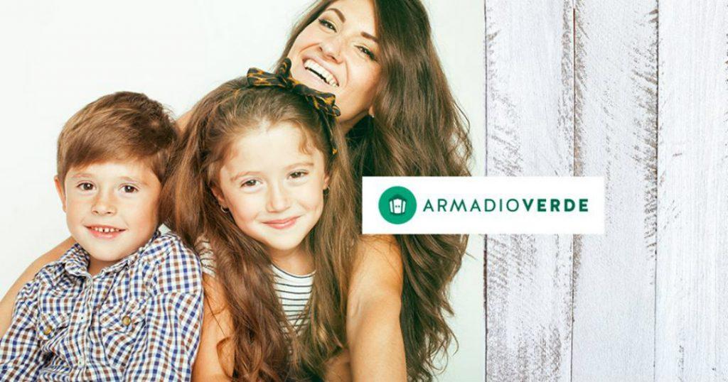 aeff554bea4d9 Armadio Verde è un interessante servizio che rende il decluttering dell  armadio di mamma e bambini sostenibile perché rimette in circolo i vestiti  ...