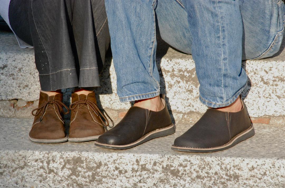 cammina leggero scarpe sostenibili