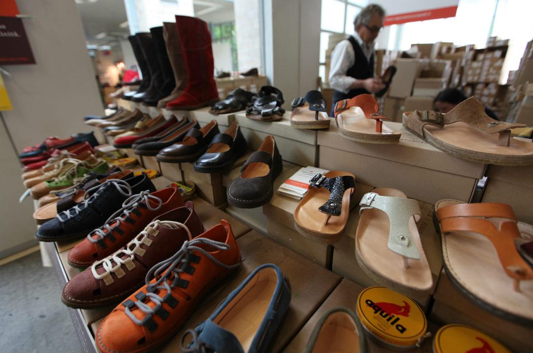 ragioniamo con i piedi scarpe sostenibili