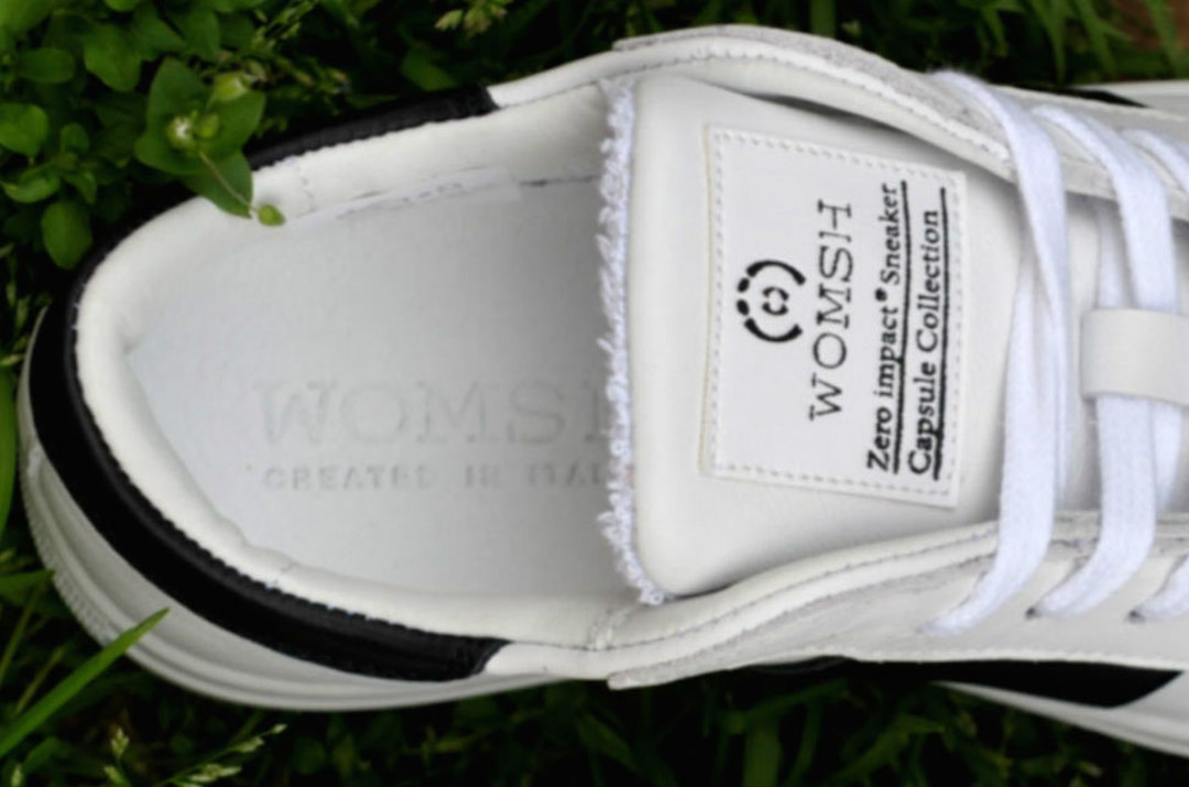 womsh scarpe sostenibili