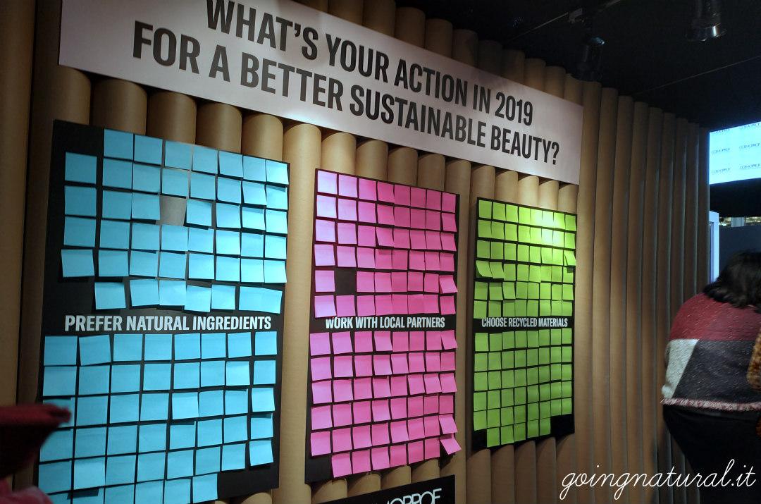 cosmoprof 2019 sostenibilità