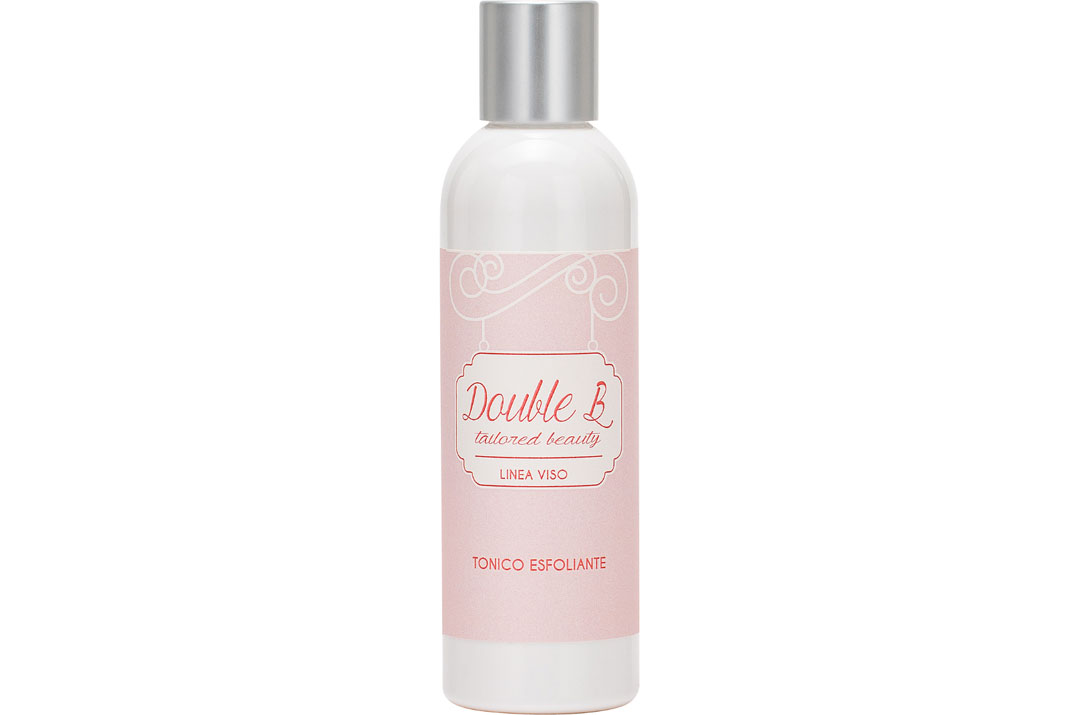 double b tonico esfoliante