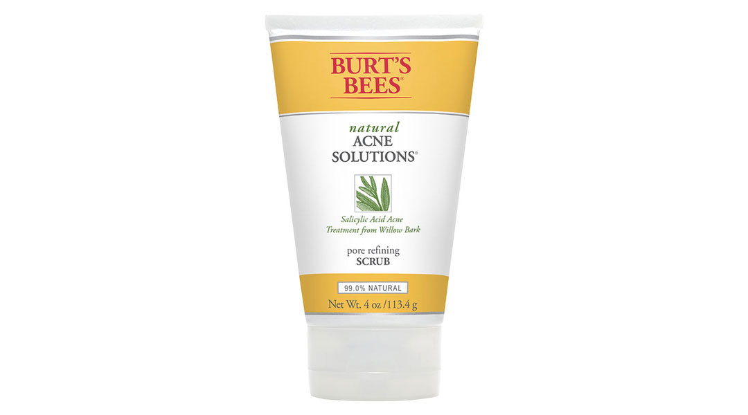 esfoliante viso burts bees
