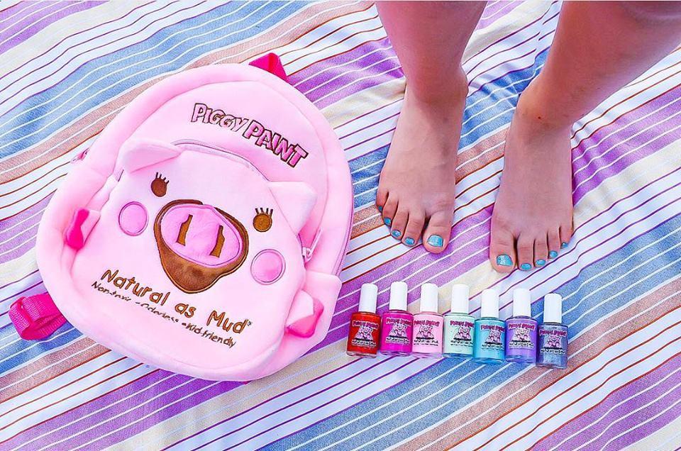 smalti per bambine piggy paint