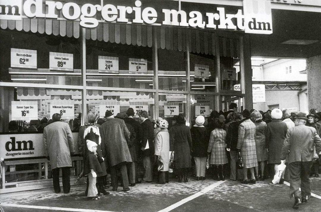 dm markt 1976