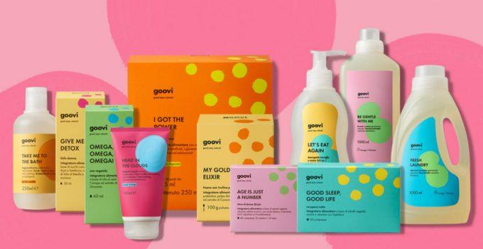 Goovi : ecco i prodotti ecobio di Michelle Hunziker