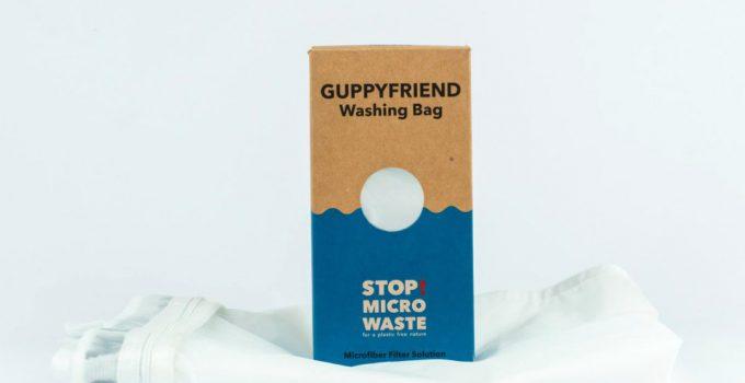 Guppyfriend : il sacco da bucato che cattura le microfibre
