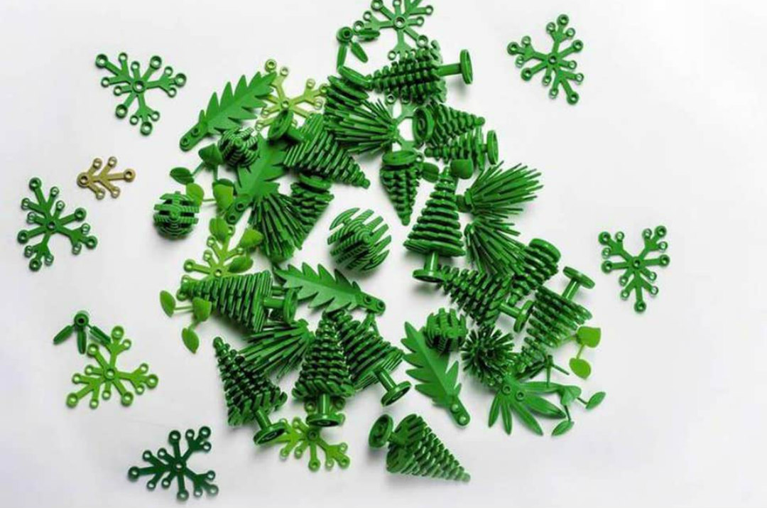 lego eco friendly plants from plants