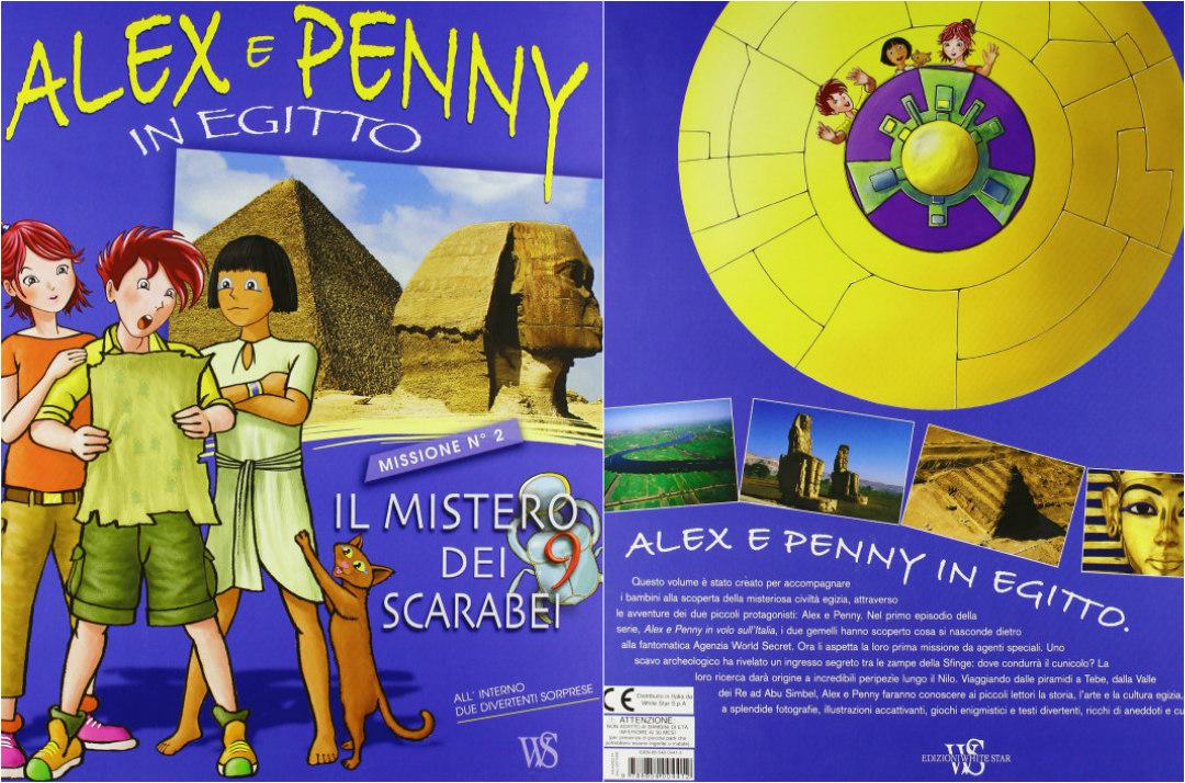 ALEX & PENNY IN EGITTO