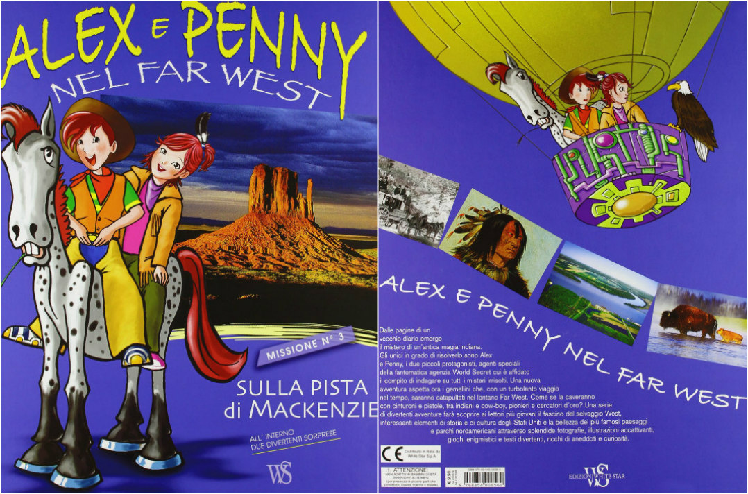 alex & penny ne fAR WEST