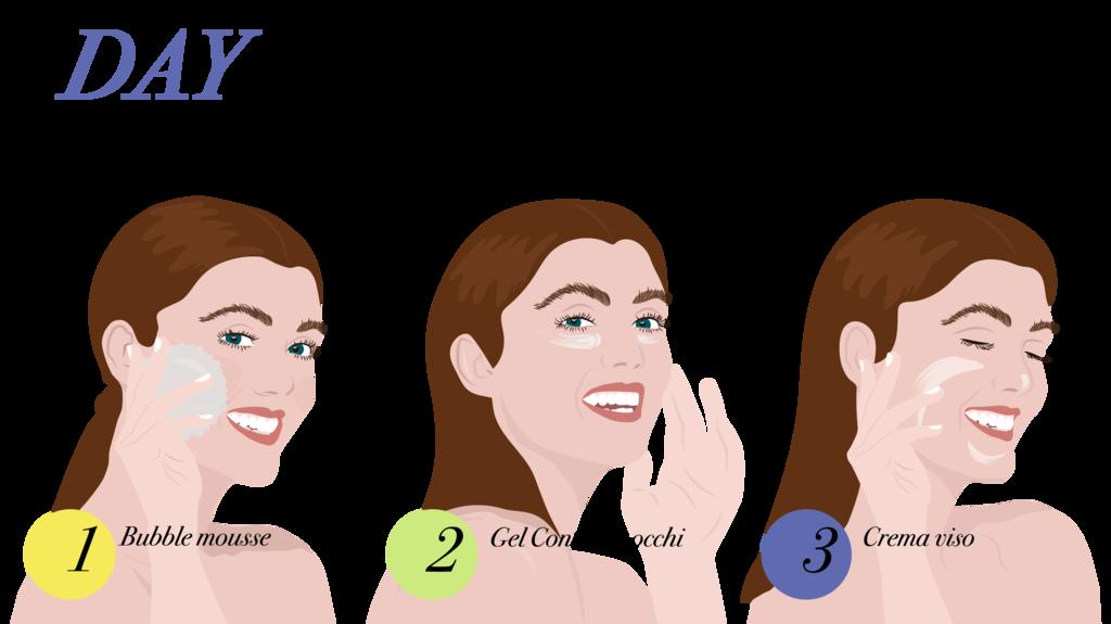 Routine giorno pelle normale purobio for skin