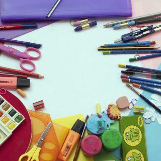 materiale scolastico scuola primaria