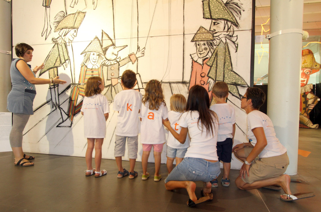 © kidsarttourism Museo Luzzati Genova2