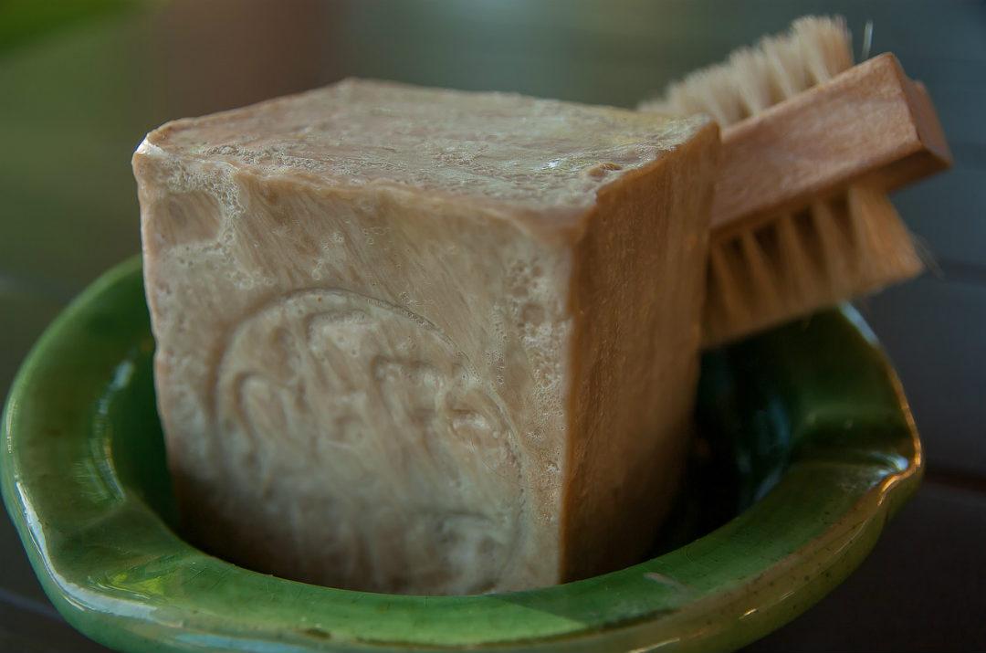 crosta lattea sapone aleppo