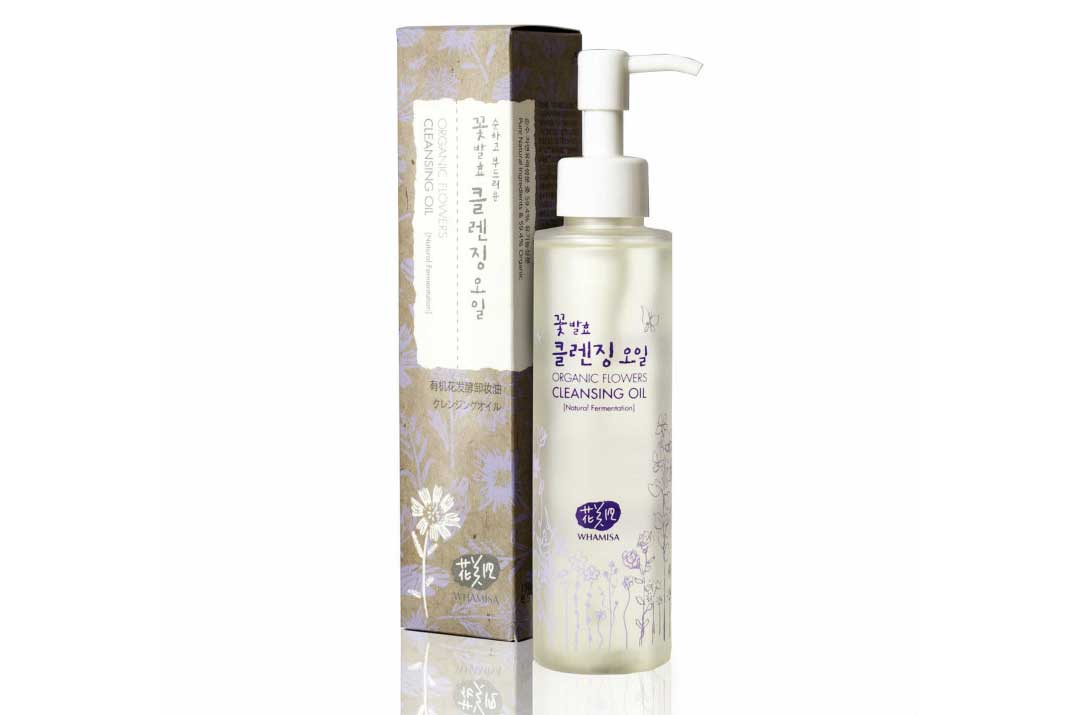 Whamisa Organic Flowers Cleansing Oil