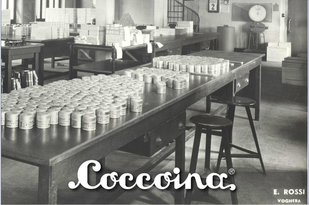 coccoina reparto confezionamento 1949